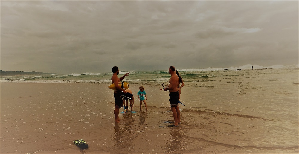 Cape Vidal, South Africa Snorkeling Adventure