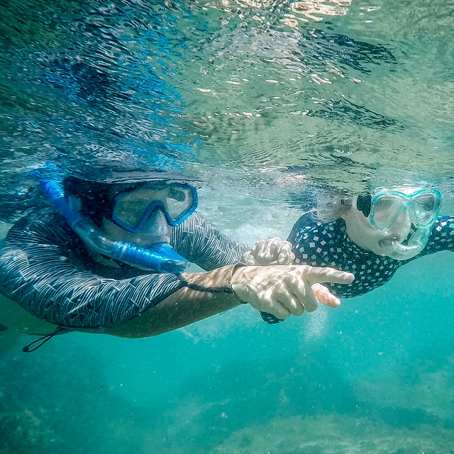 Our Snorkeling Adventures in Cape Vidal is an activity for the entire family